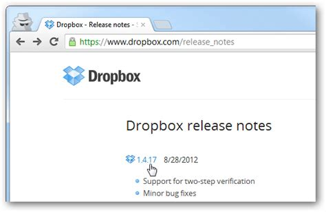 Dropbox Release Notes | how to disable the dropbox camera auto upload prompt