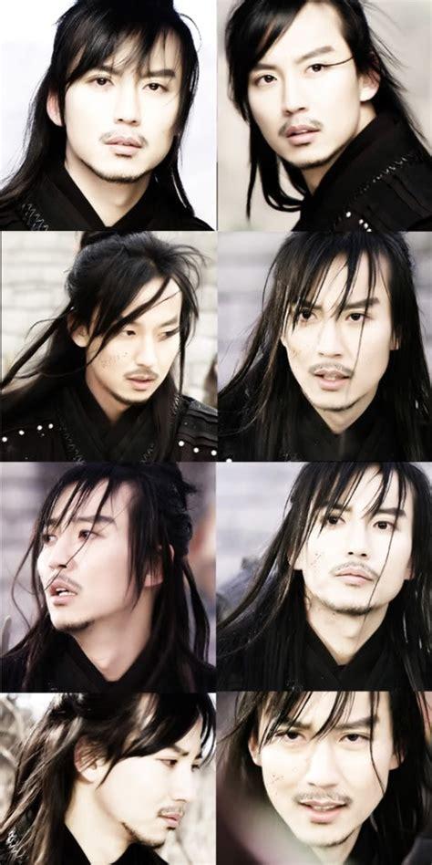 film drama korea queen seon deok kim nam gil in queen seon deok as bidam loved this role