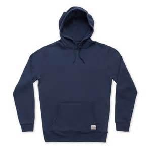 Jaket Hoodies Cotton On mens organic cotton ellerton hoodie navy blue silverstick