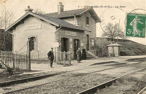 Sur Un Banc Gif Sur Yvette by Gif Sur Yvette 91 Essonne Cartes Postales Anciennes
