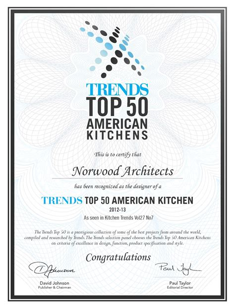 Kitchen Architecture Design trends kitchen award norwood architects architects