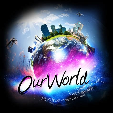 be in this world as our world kayley dow