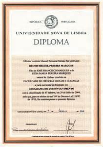 ficheiro diploma pos graduacao parte curricular mestrado