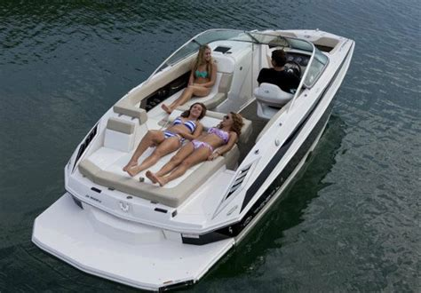 wakeboard boat vs bowrider regal 24 fasdeck deckboat with a dash of daring boats