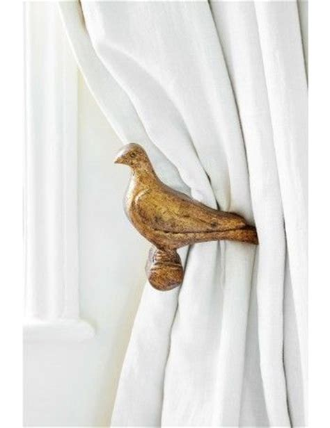 bird curtain holdbacks 1000 images about curtain blinds styling ideas on