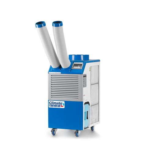 6.1kW Portable Air conditioner   Climate Rental Solutions