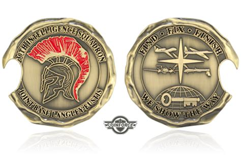 air challenge coins custom challenge coins