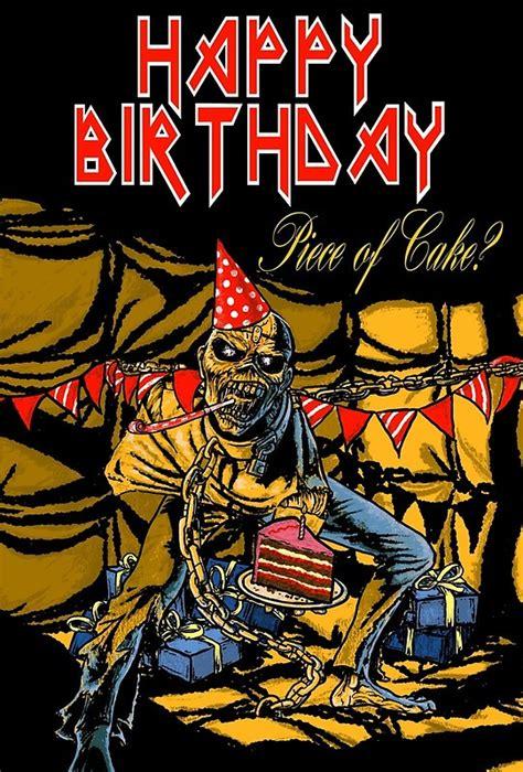 Heavy Metal Birthday Memes - pin by coconut gramcracker martinez on iron maiden pinterest iron heavy metal and iron