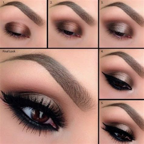 imagenes ojos hundidos maquillaje para ojos peque 241 os y hundidos paso a paso