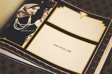 the great gatsby grad theme a great gatsby themed graduation party time2partay com