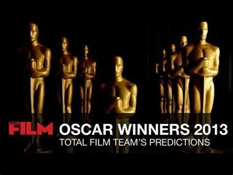 film oscar winners 2013 oscar winners 2013 total film predictions youtube