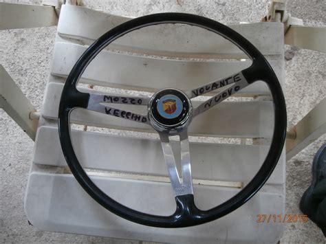 volante abarth ricambi