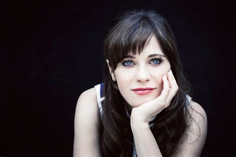 Pictures zooey deschanel hairstyles long hairstyles