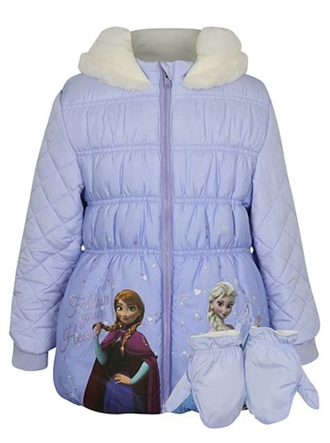 Jacket Frozen by Disney Frozen Padded Jacket George At Asda