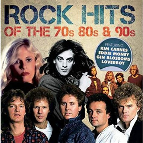 80s rock hits various artists rock hits of the 70s 80s 90s 2cd