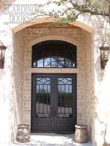 American Iron Doors by Custom Wrought Iron Doors Atlanta Scardino Doors