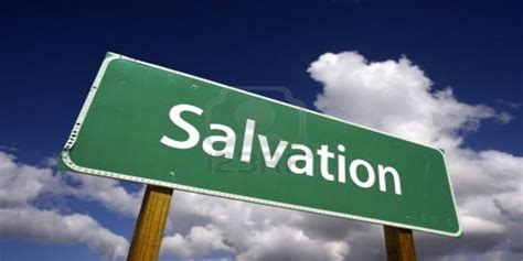Salvation In opinions on salvation christianity