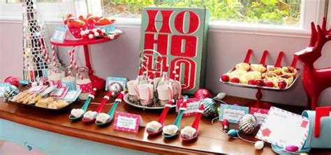 Boy Baby Shower Ideas On A Budget by Kara S Party Ideas Retro Playful Christmas Party Archives
