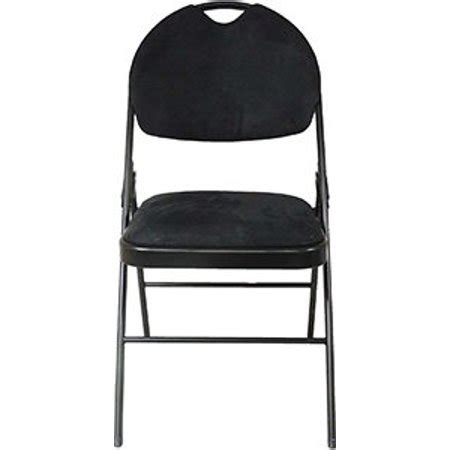 cosco padded folding chairs set   walmartcom