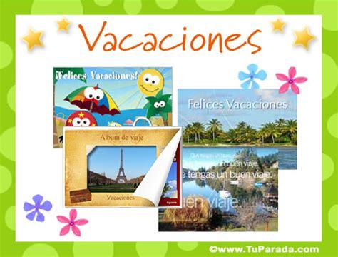 imagenes bienvenida vacaciones tarjetas de vacaciones postales de vacaciones tarjetas
