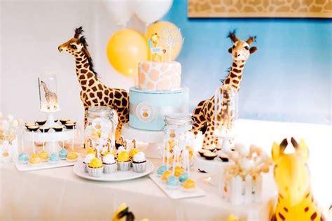 karas party ideas  giraffe birthday party karas party ideas