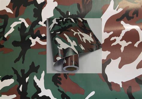 Camouflage Folie Shop by Camouflage Milit 228 R Autofolien