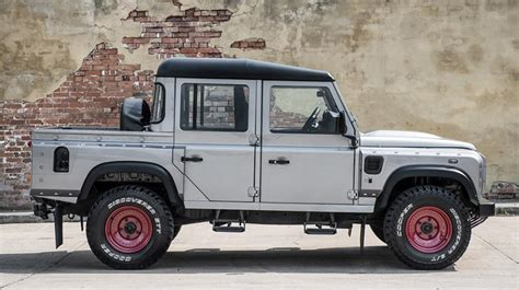 kahn land rover defender 110 kahn design 2015 land rover defender 110 modified autos