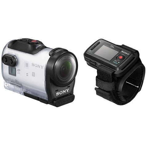 action cam sony hdr az1vr action cam mini with live view remote
