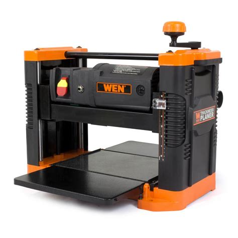 planer thicknesser reviews woodwork wen 15 12 5 in corded thickness planer 6550 the