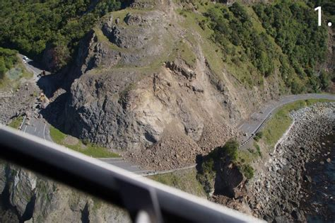 earthquake in new zealand new zealand earthquake damage map images reveal massive