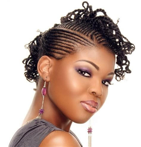 braid styles for black women with thin hair braided hairstyles for african american lovely braided