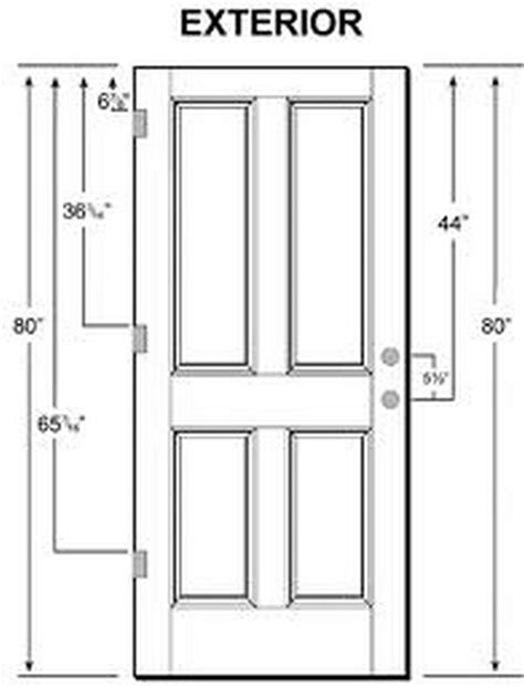 Common Exterior Door Sizes Awesome Standard Door Hdb Door Width Standard Door Measurements Interior Image Door Design