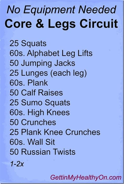 lower workout with no equipment most popular