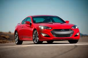 Hyundai Geneis Coupe Hyundai Genesis Coupe Dead After 2016 Model Year