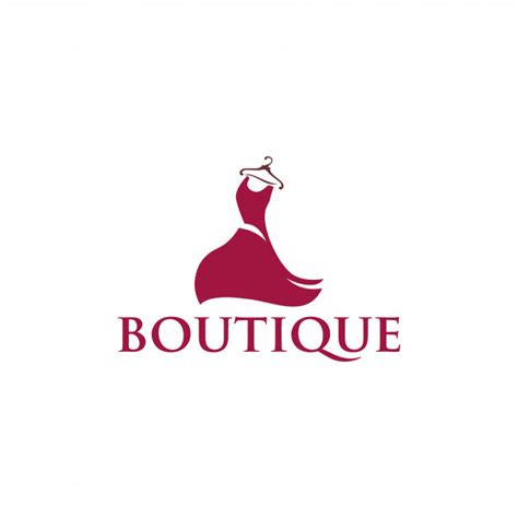 free logo design for boutique boutique logo vector premium download