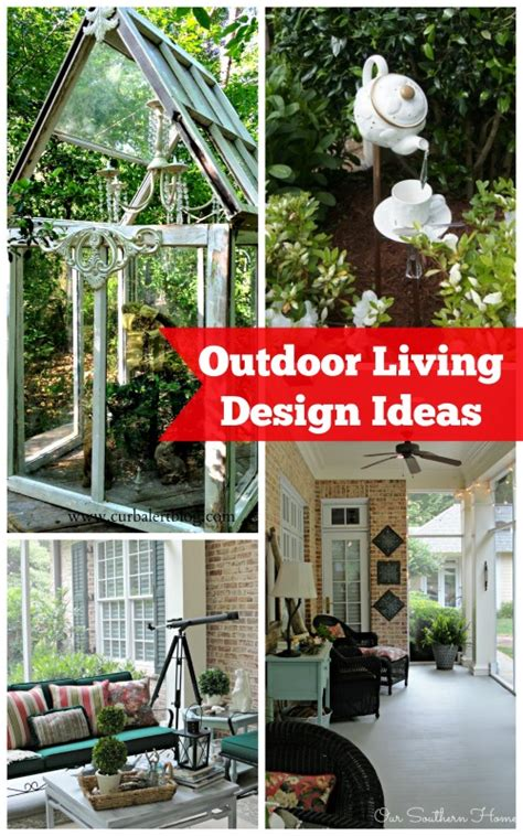 outdoor living ideas dio home improvements