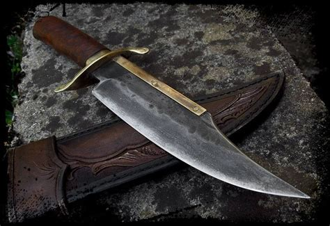 Swc Handmade Knives - 2751 best bowie knives images on bowie knives