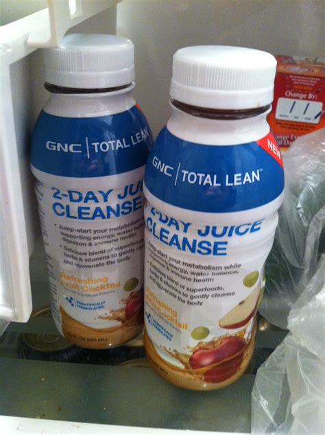 Gnc 7 Day Detox by Running Diary Gnc Total Lean 2 Day Juice Cleanse Day 2