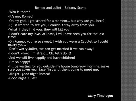 buy romeo and juliet in plain and simple romeo and juliet the balcony scene