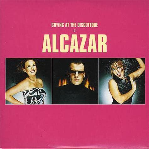 alcazar at the discotheque alcazar at the discoteque uk promo 5 quot cd single