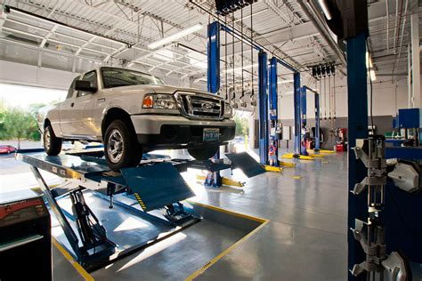 Ford Garage Repairs by Team Ford Lube Service Center