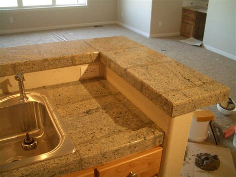 granite tile bar top tile countertops countertops and kitchen granite tile