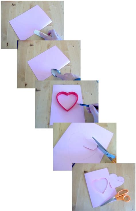 How To Make A Card Out Of Paper - things to make and do make a greetings card by weaving paper