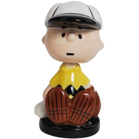 mini u bobblehead brown baseball mini bobble figurine 2 5 quot h