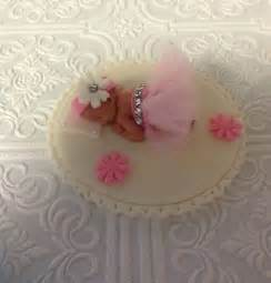 cake toppers for baby showers tutu baby shower cake topper fondant cake topper baby baby showers baby shower cake