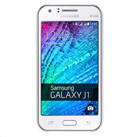 Samsung J1 White Smartphone samsung galaxy j1 j100f smartphone white lte dual sim