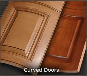 Curved Cabinet Doors Frame Mullion Curved Radius Custom Louvered Cabinet Doors Walzcraft