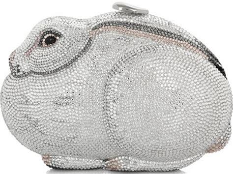 Rabbit Clutch Bunny Clutch judith leiber rabbit clutch purseblog