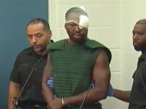 Court Officer Rant by Orlando Murder Suspect Markeith Loyd Held Without