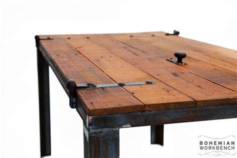 desk made from door hand made old barn door desk reclaimed materials